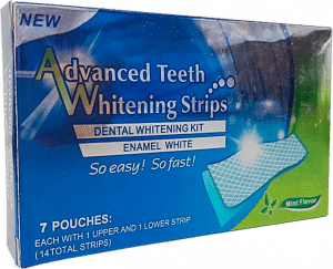 whitening strips romania