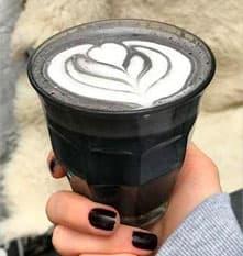 black latte in farmacii